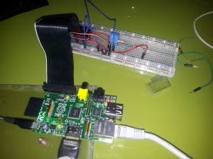 Raspberry PI DHT11